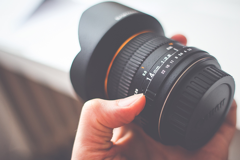 Obiekty aparatu- fotografia wnętrz