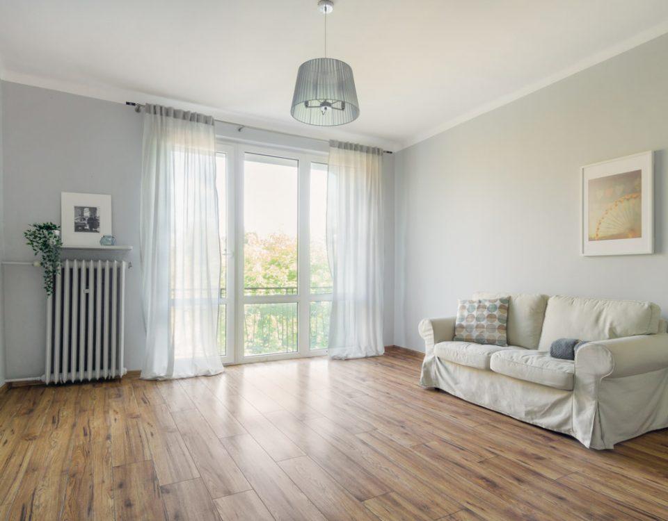 Home staging mieszkania na sprzedaż Łódź Wow House