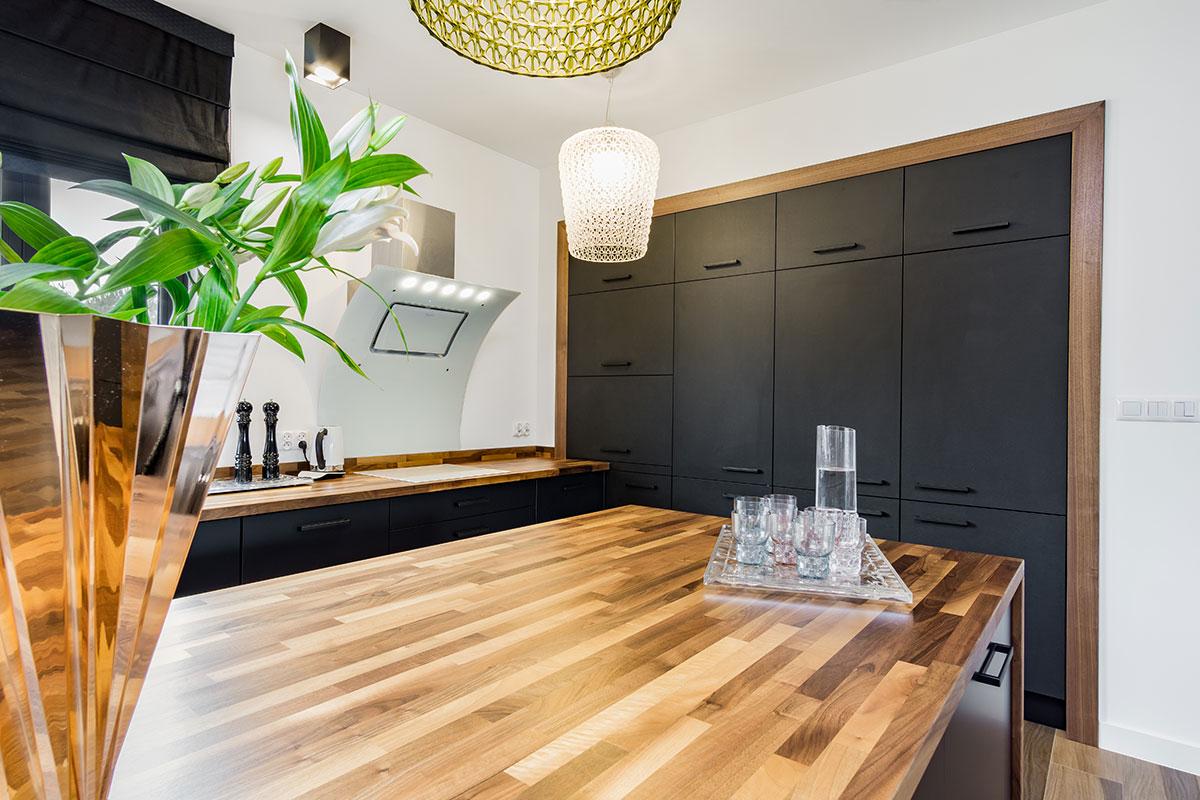 Zdjecia kuchni - firma Tercet - Max Kuchnie