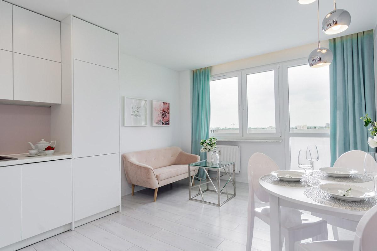 Zdjecia wnętrz dla sprzedaży mieszkania
