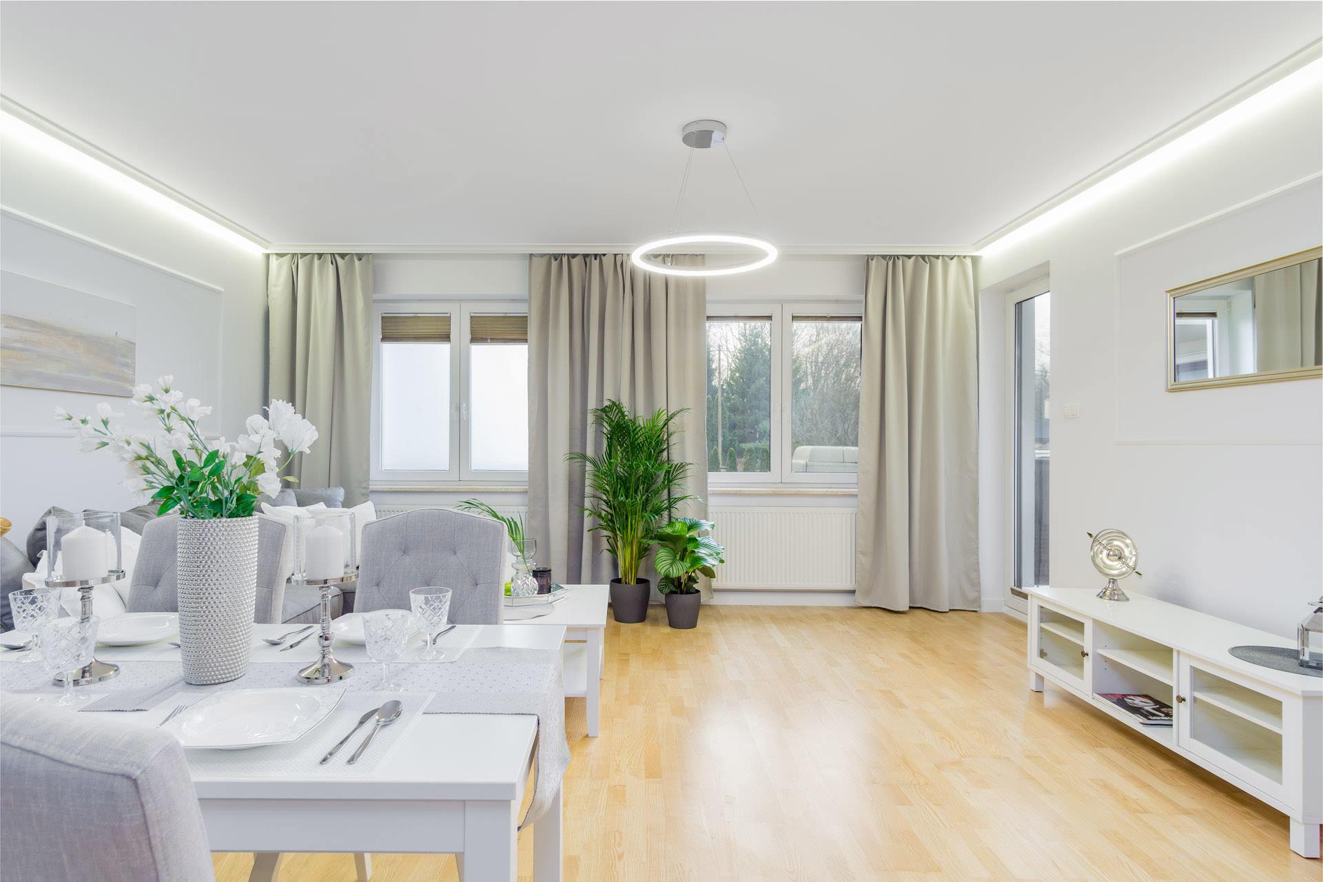 metamorfoza klasyczne mieszkanie