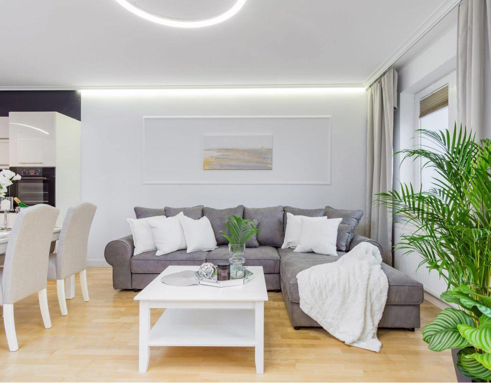 Metamorfoza apartamentu w Łodzi