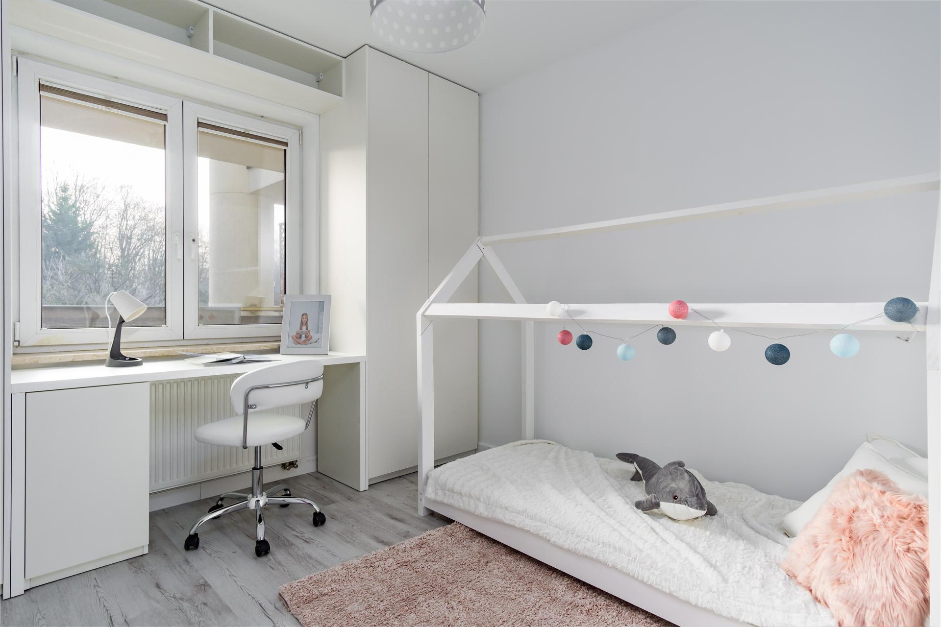 home-staging pokój dziewczynki