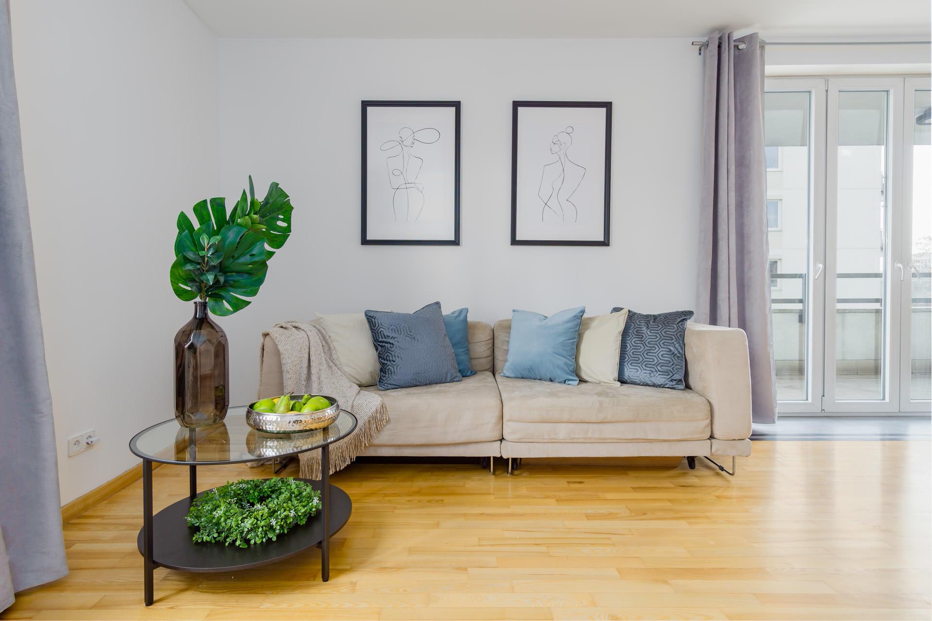 Home staging mieszkanie na sprzedaż