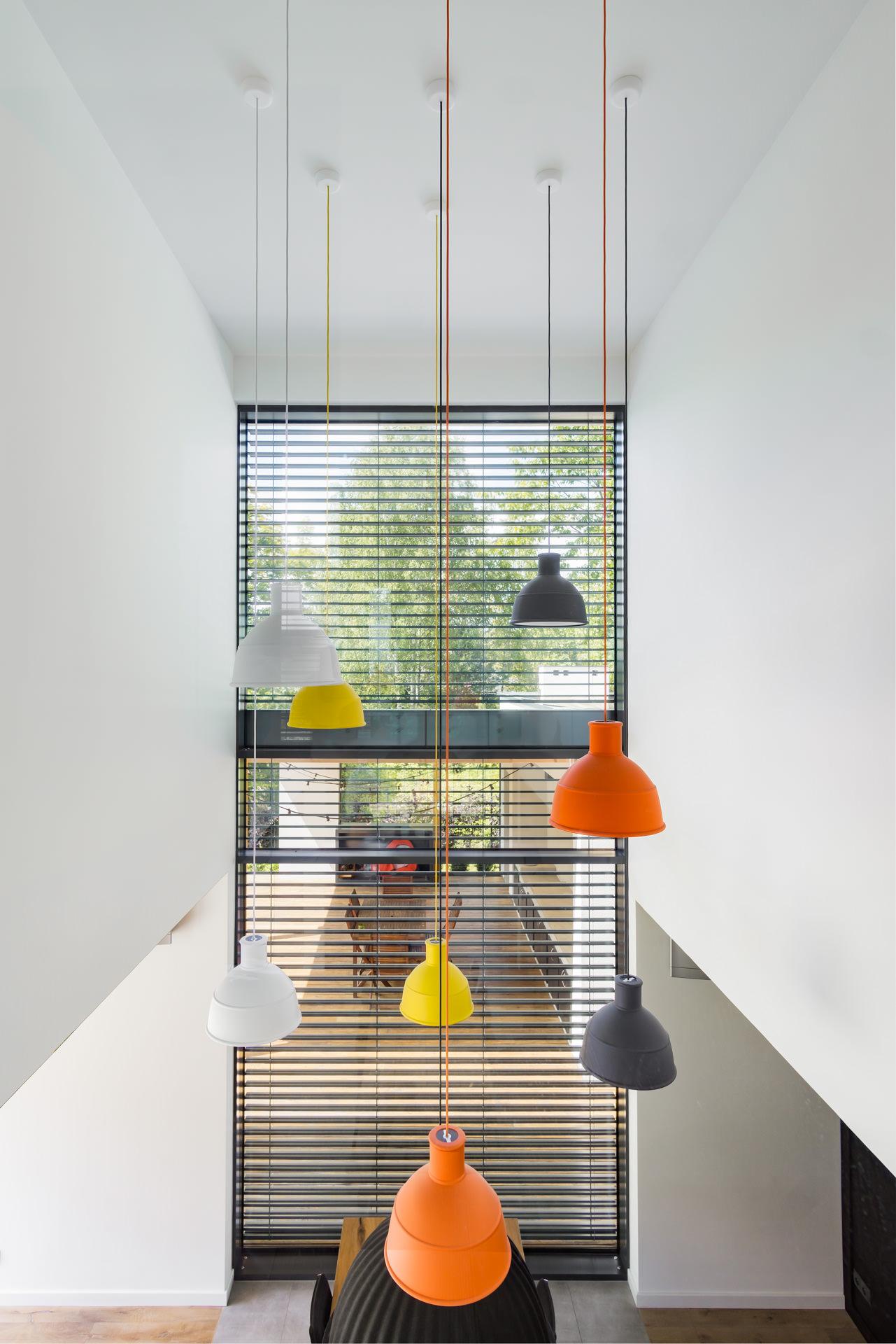 Fotografia wnętrz nowoczesnego domu