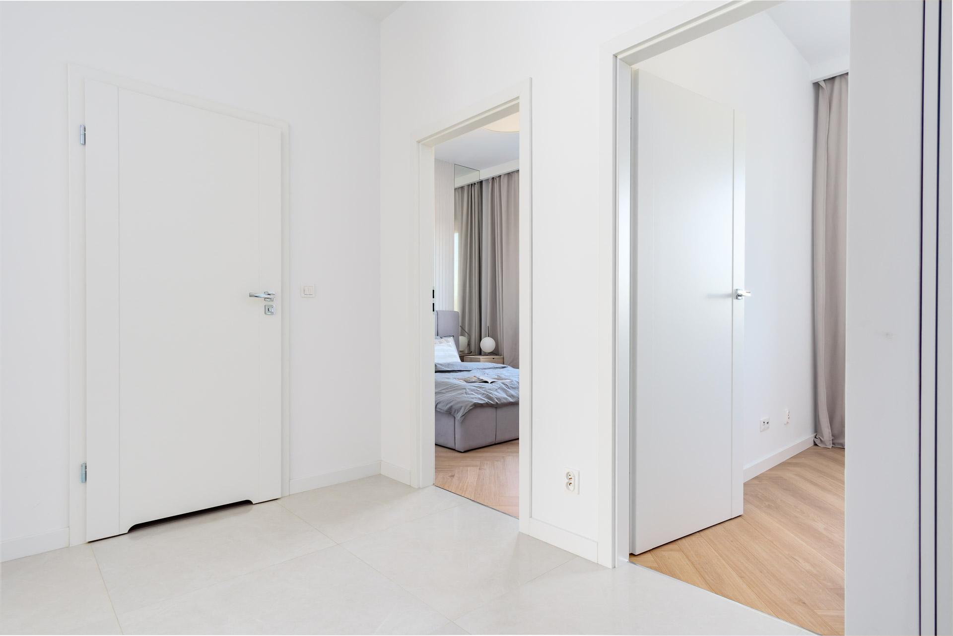 Mieszkanie wykończone pod klucz