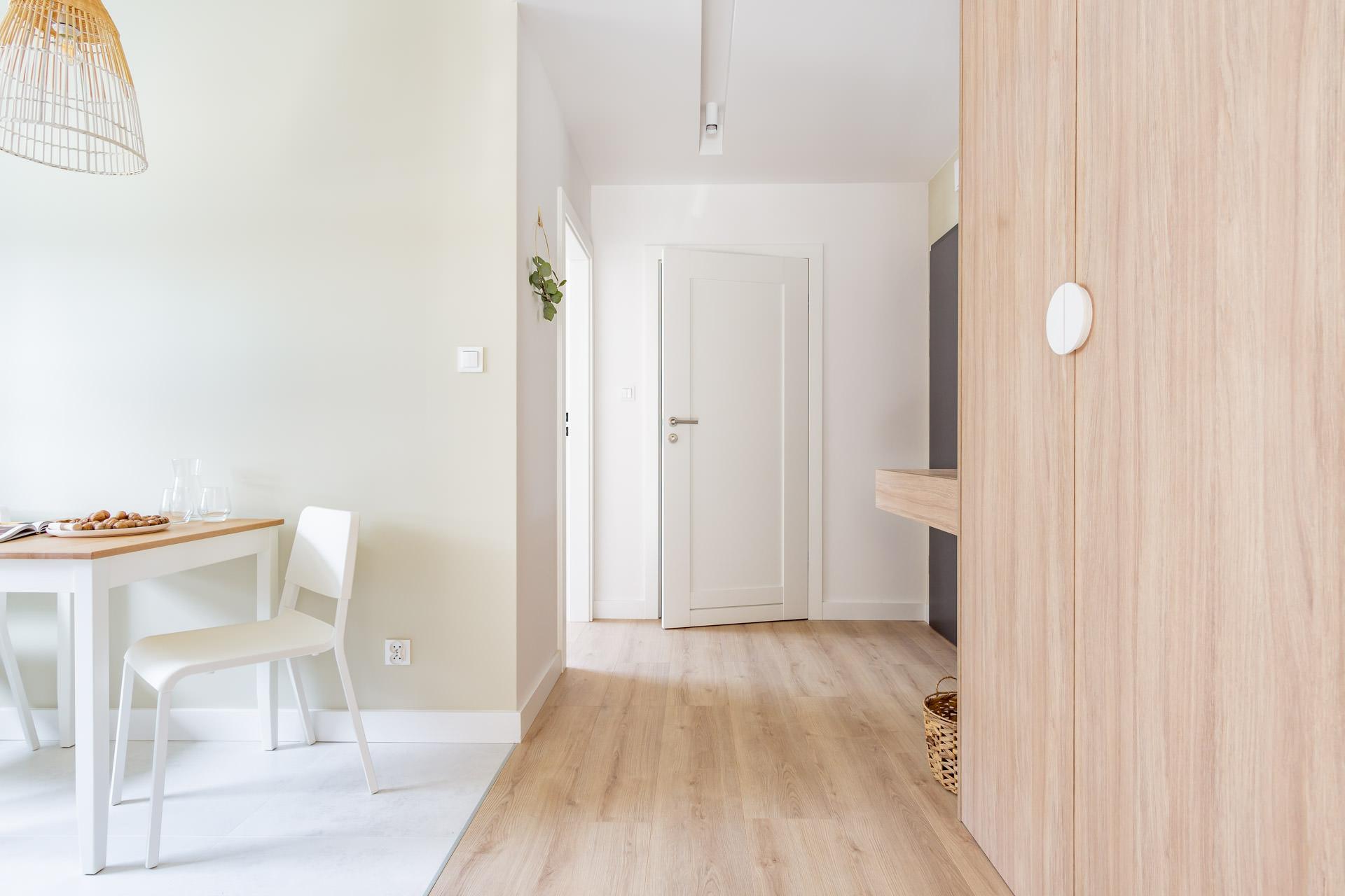 projekt wnętrz mieszkanie w Łodzi