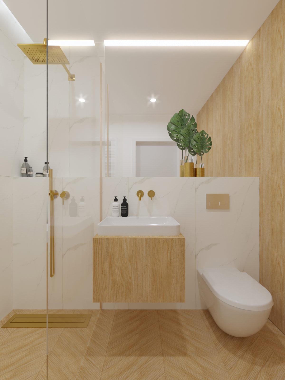 POLESKIE łazienka