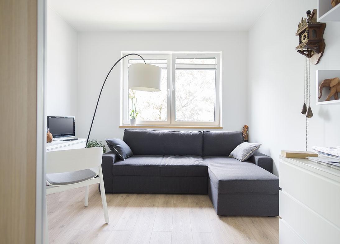 Projektowanie wnętrz - mieszkanie w Łodzi