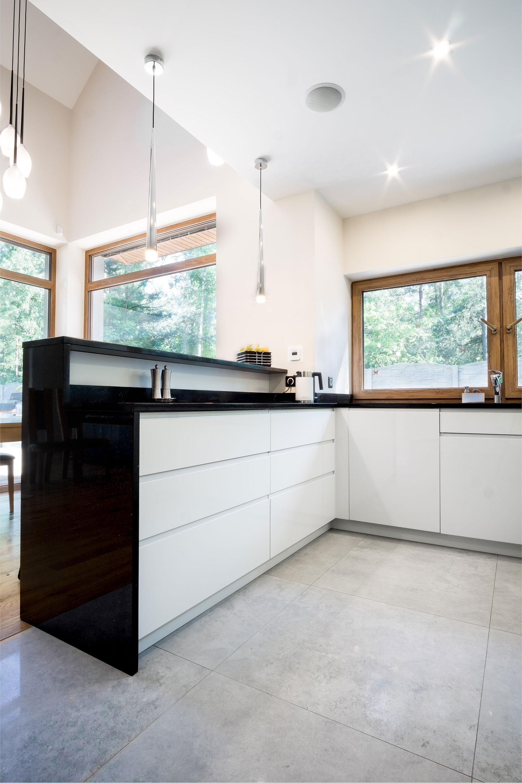Wnętrze - kuchnia