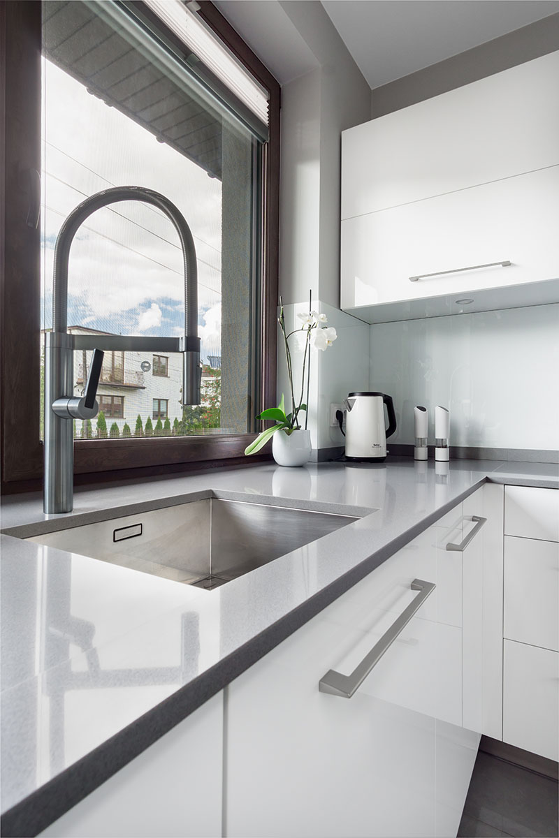 Fotografia wnętrz - Wow House - kuchnia w domu jednorodzinnym