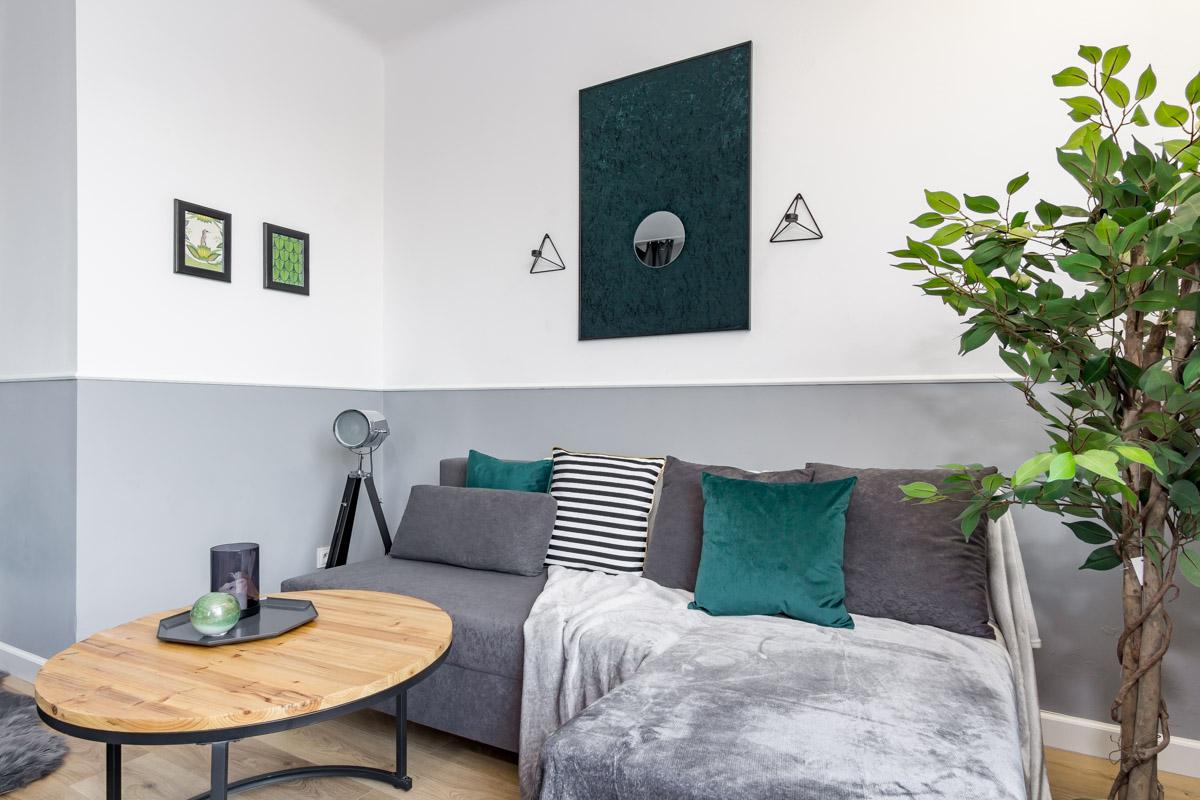 home staging i sesja zdjęciowa mieszkania