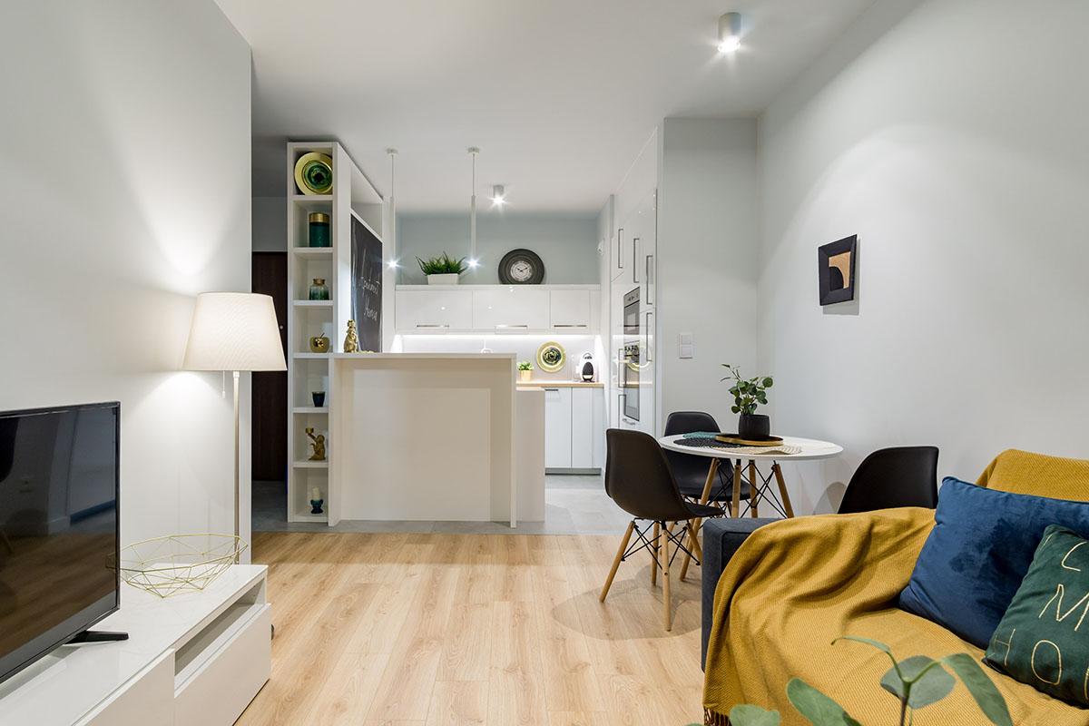 home staging mieszkanie na wynajem Warszawa