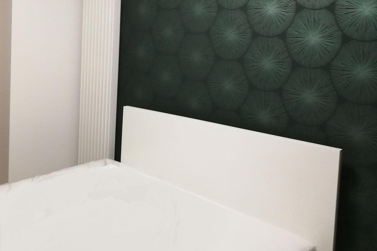 sypialnia przed home staging