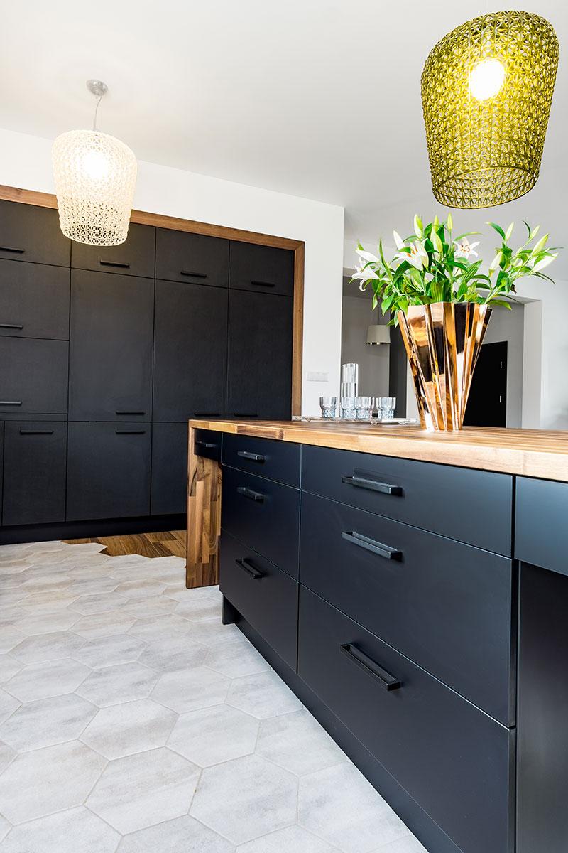 MaxKucnie - zdjecia realizacji kuchni w domu jednorodzinnym