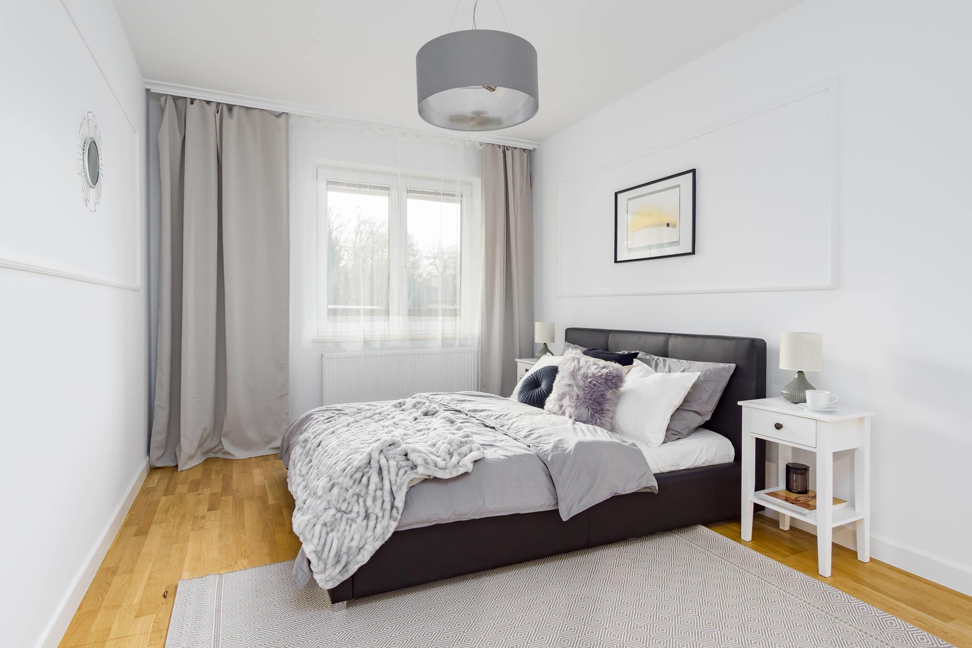 Home staging aranżacja sypialni