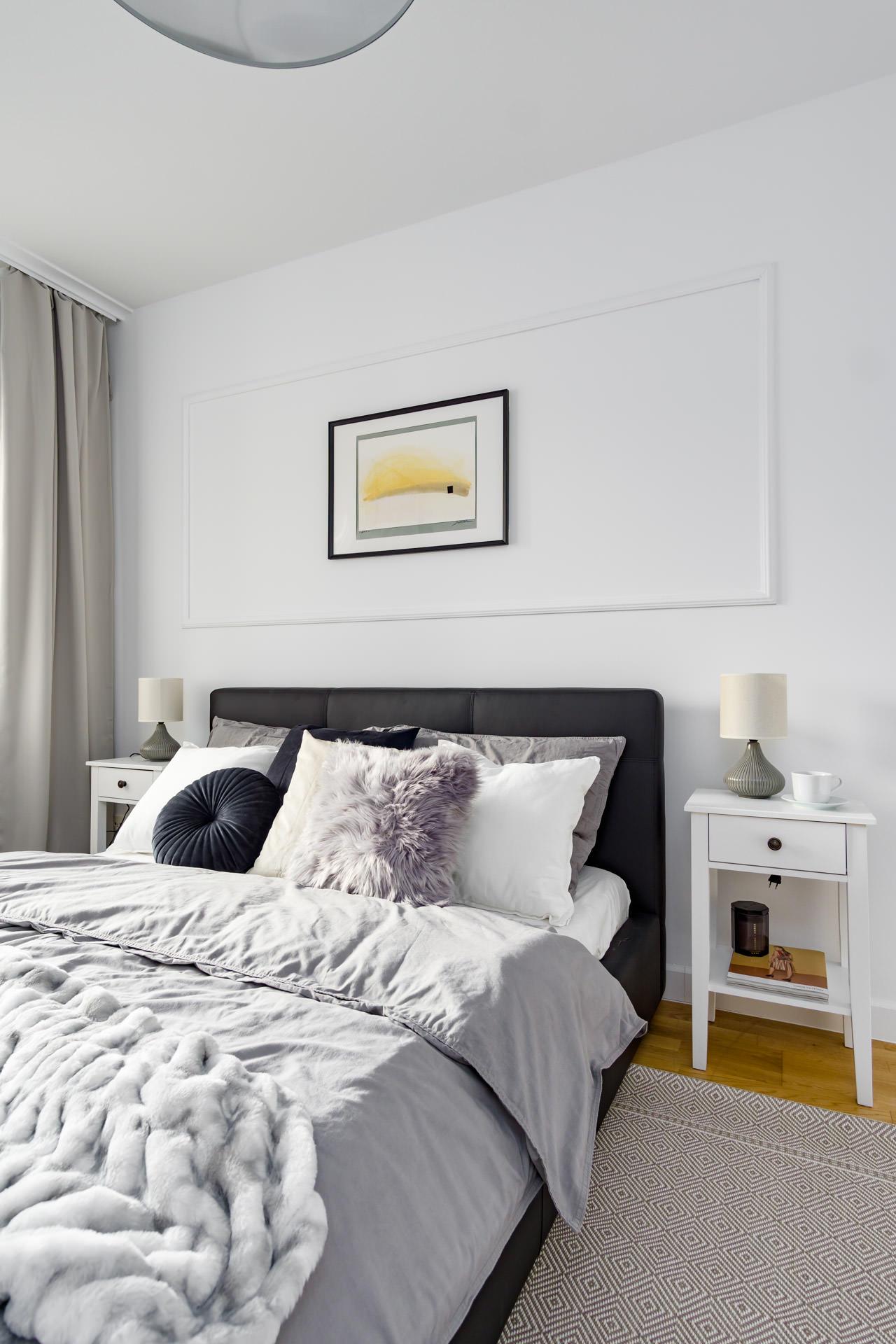 Home staging w sypialni