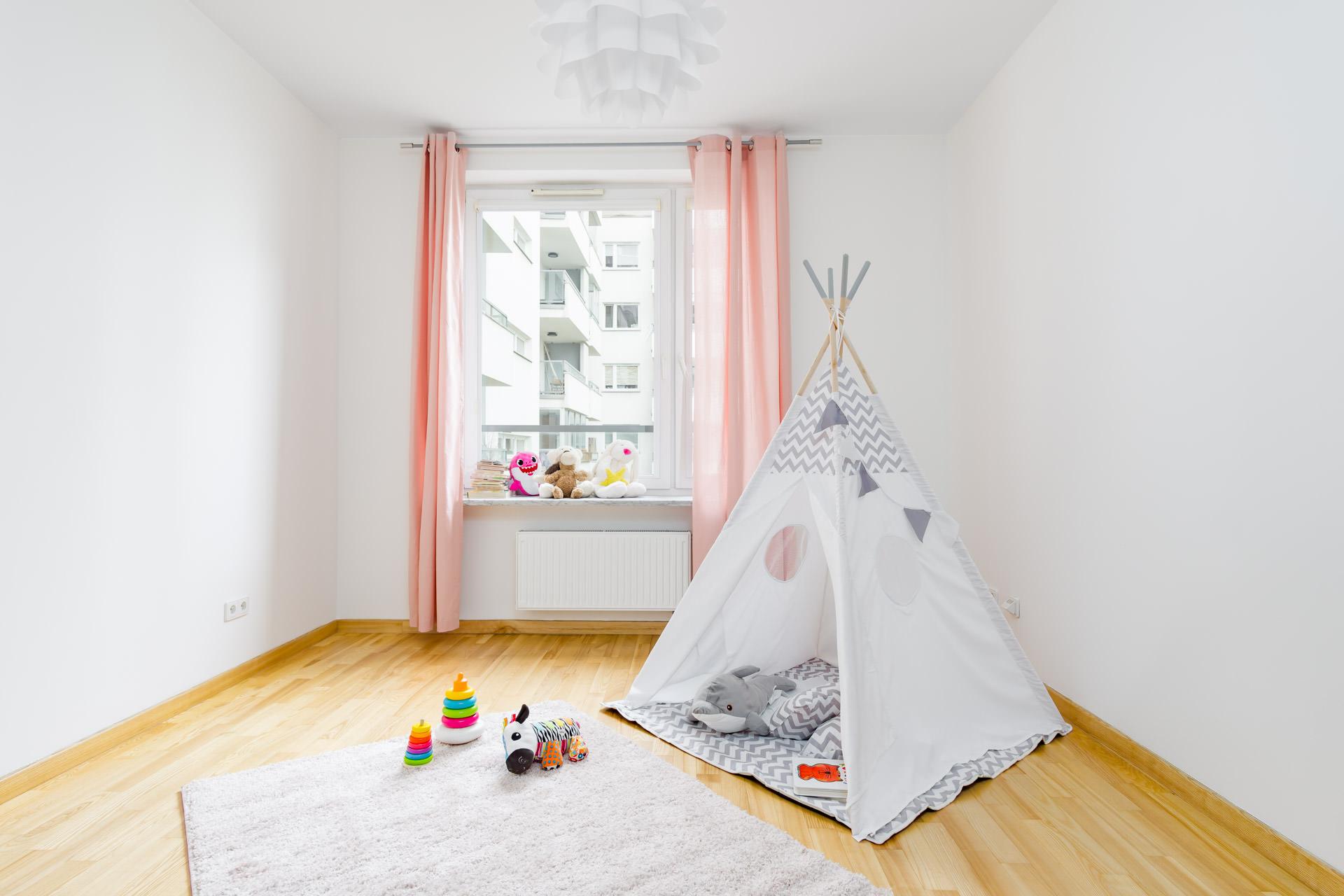 home-staging pokój dziecięcy
