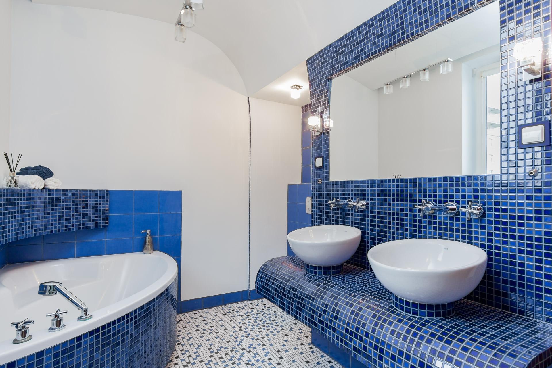 Odświeżenie łazienki home staging