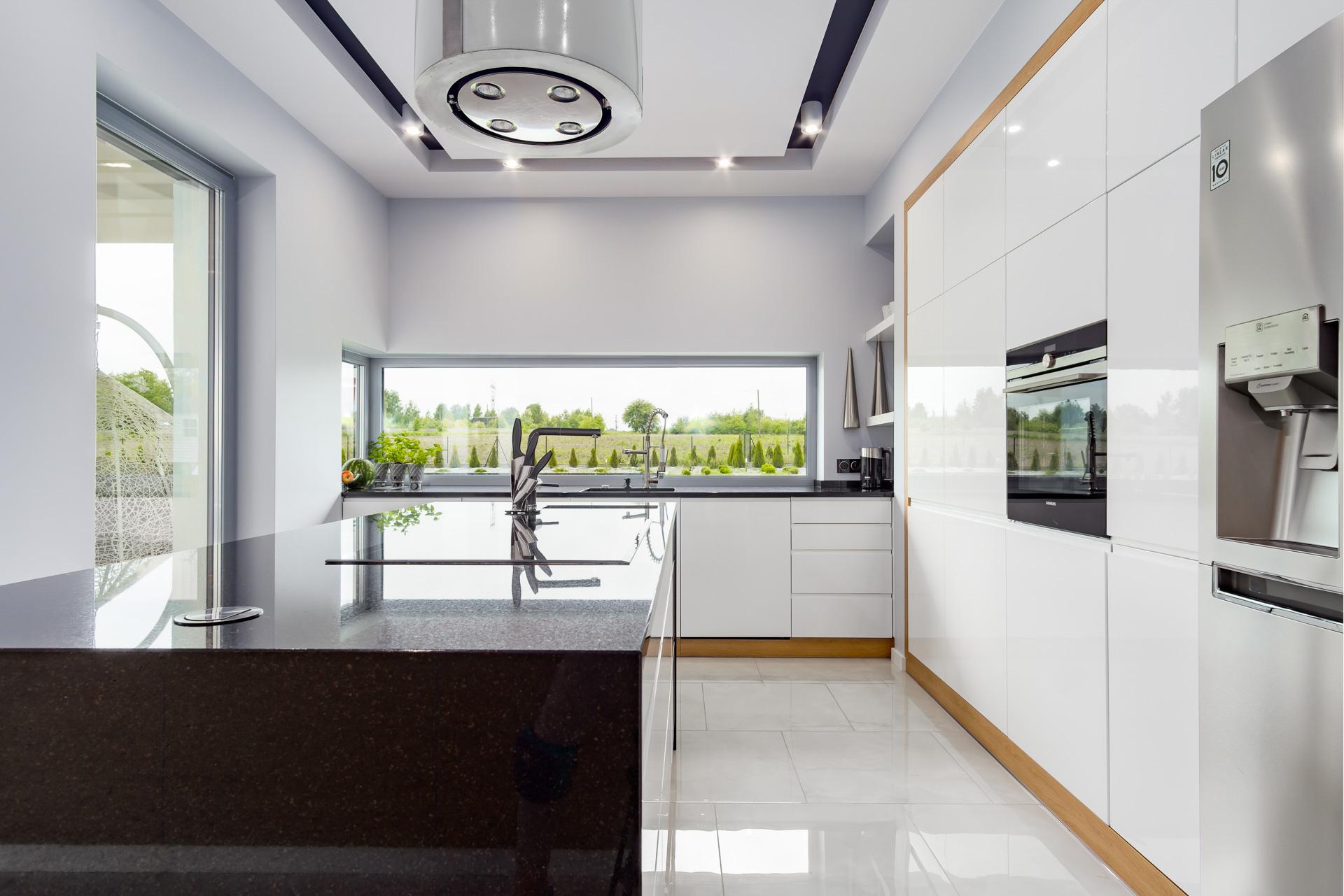 Fotografi wnętrz - kuchnia