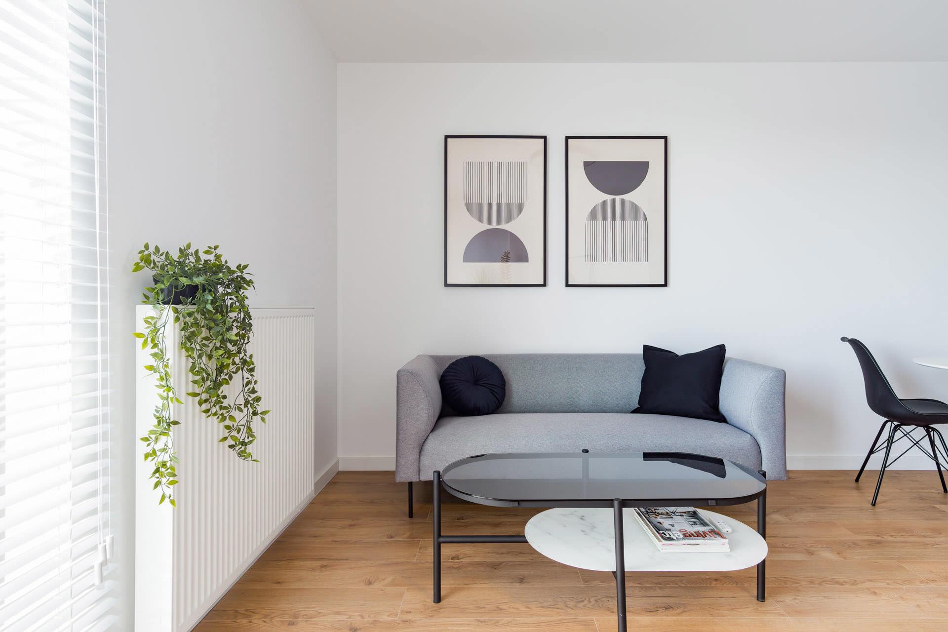 nowoczesny apartament