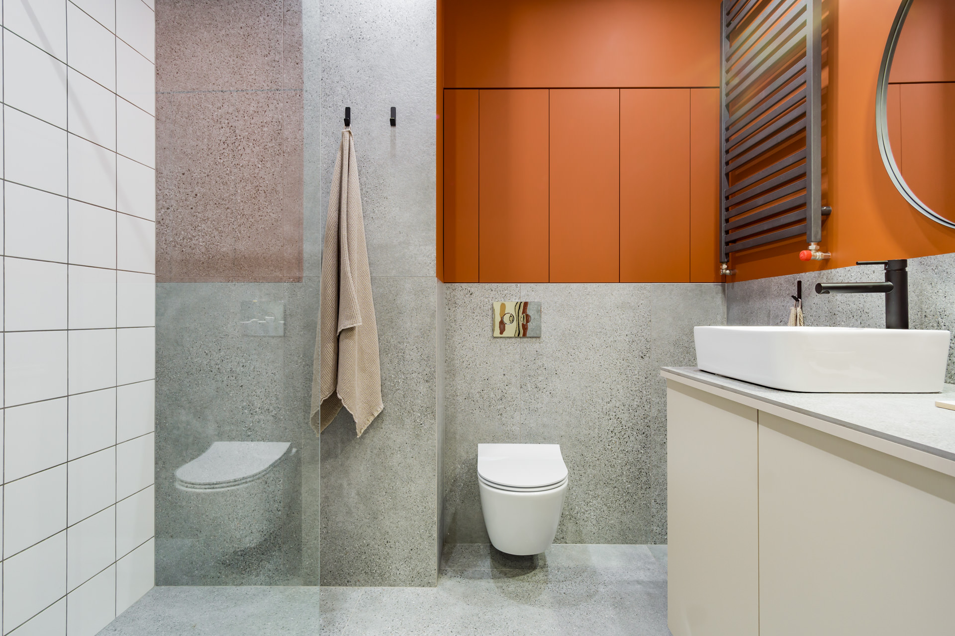 zdjęcia mieszkania łazienka