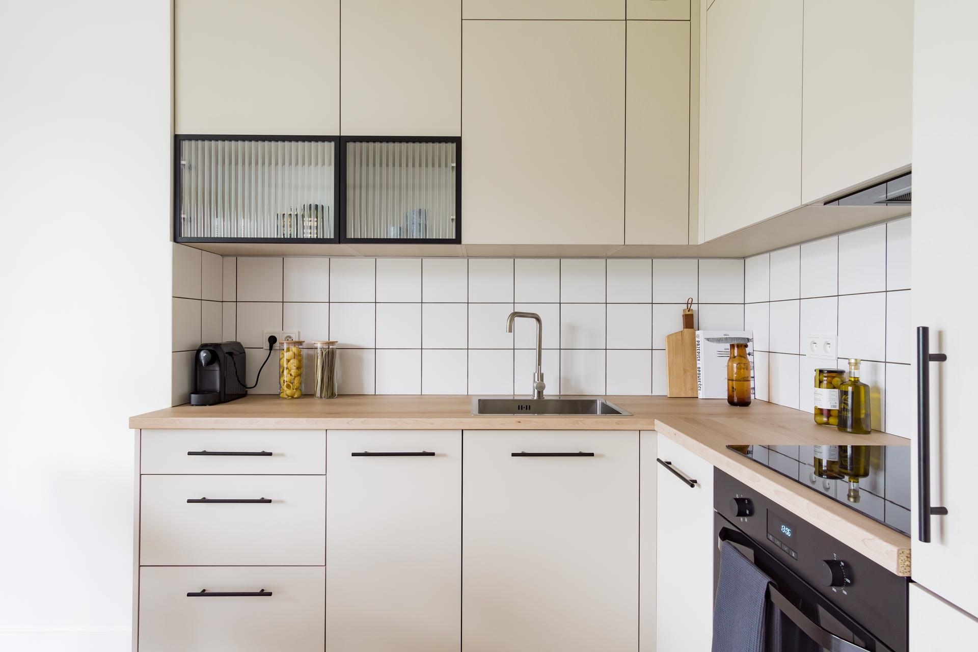 zdjęcia mieszkania -kuchnia