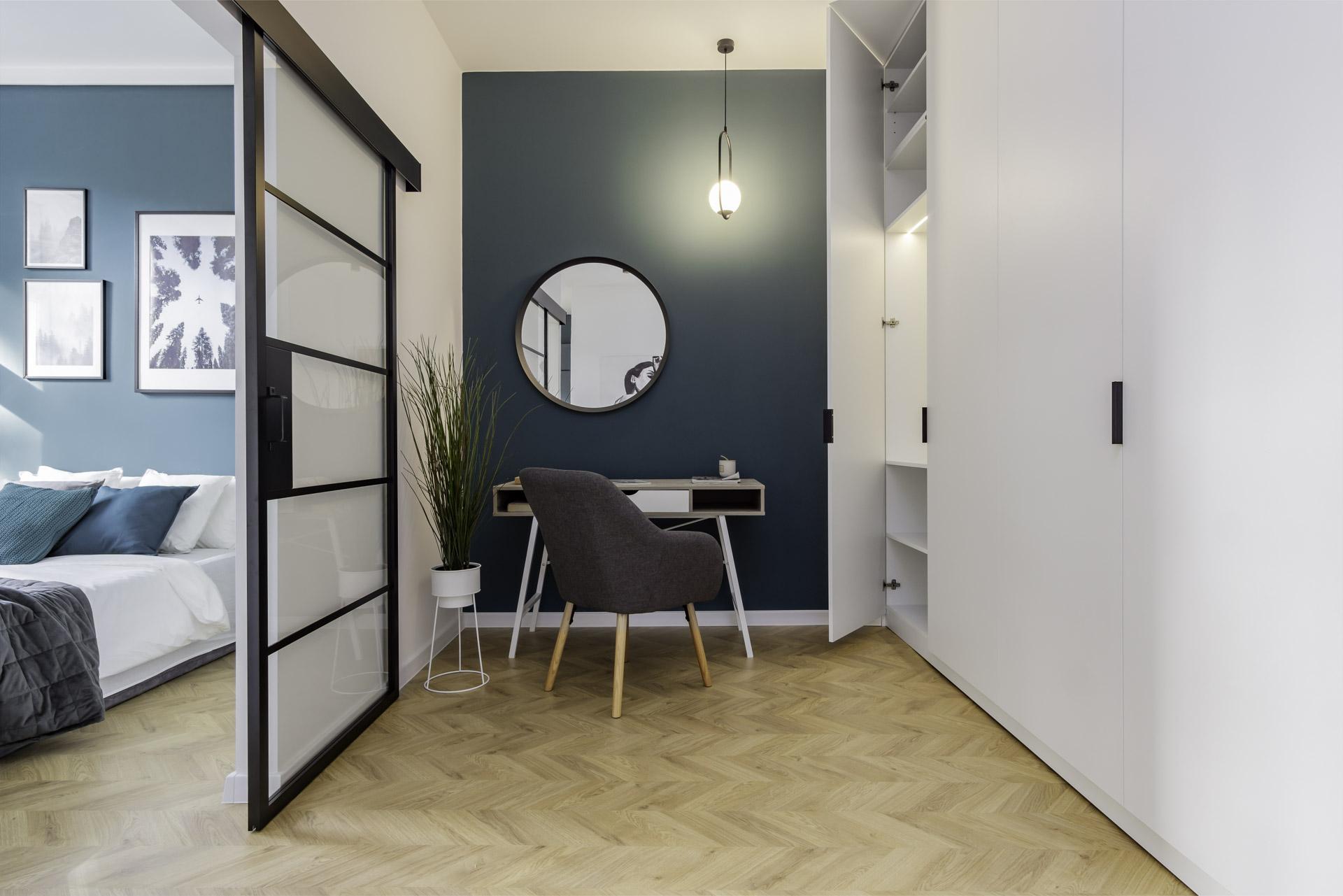loftowe mieszkanie