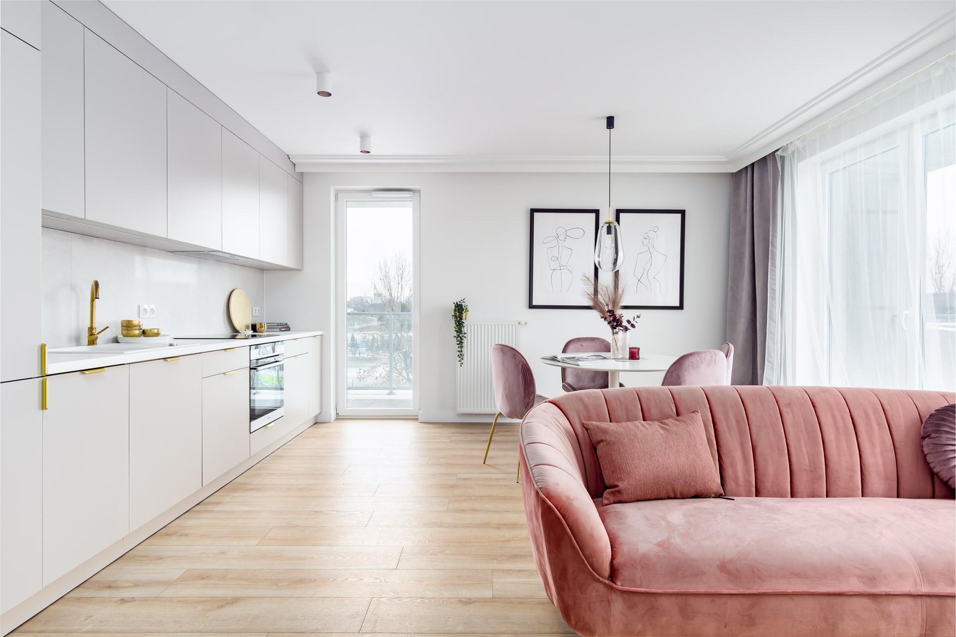 mieszkanie-3-pokoje projekt wnetrza