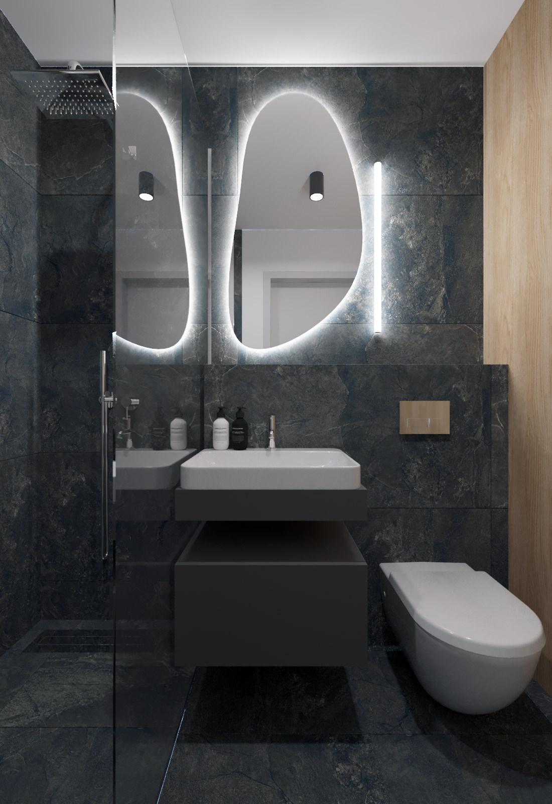 wizualizacja łazienka